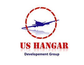 #6 untuk Design a Logo for     U.S. Hangar Development Group oleh rizgm71