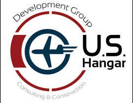 #10 untuk Design a Logo for     U.S. Hangar Development Group oleh wood74