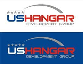 #48 untuk Design a Logo for     U.S. Hangar Development Group oleh YONWORKS