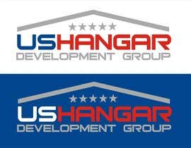 #49 untuk Design a Logo for     U.S. Hangar Development Group oleh YONWORKS