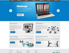 #32 for Design a Wordpress Mockup for new tv tutorial and accessory site by logon1
