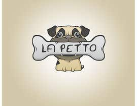 #77 for LOGO: vintage italian style: luxury doggy hotel by abdolilustrador