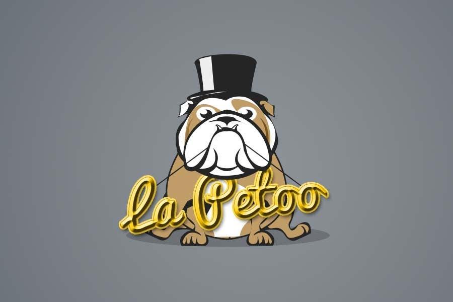 #76 for LOGO: vintage italian style: luxury doggy hotel by vishnuremesh