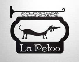 #36 for LOGO: vintage italian style: luxury doggy hotel by izvergNat