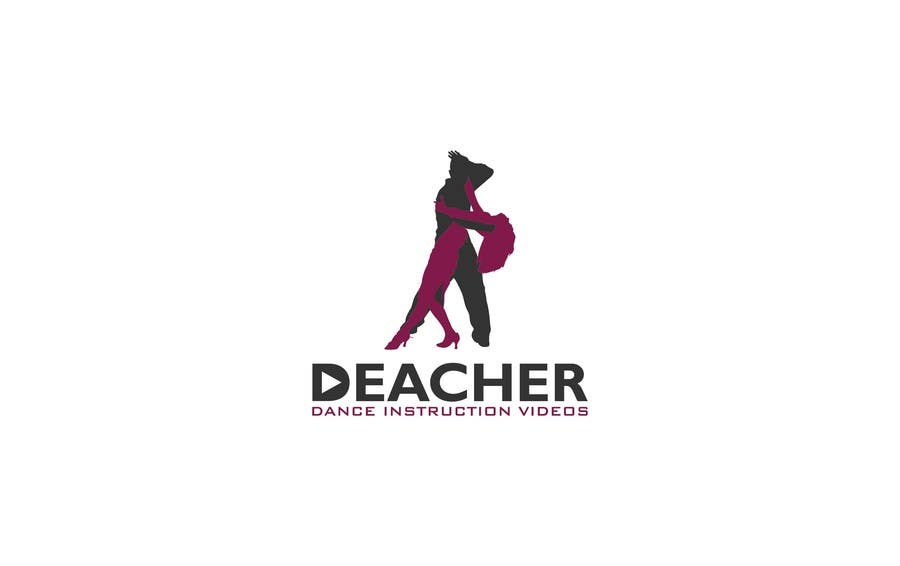 #46 for Design a logo for a dance instruction platform (Deacher) by trying2w