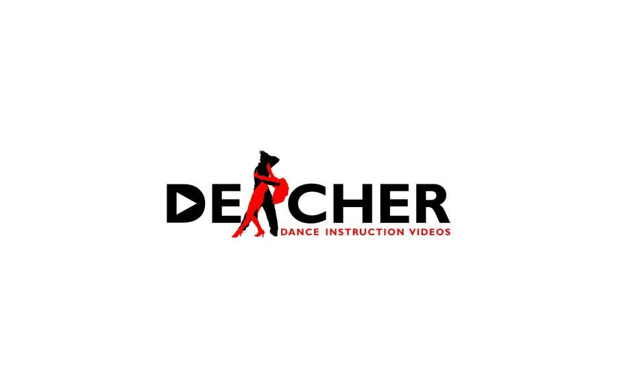 #53 for Design a logo for a dance instruction platform (Deacher) by trying2w