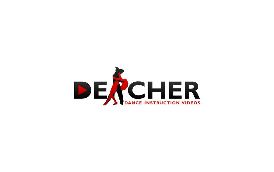 #55 for Design a logo for a dance instruction platform (Deacher) by trying2w
