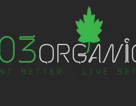 #42 for Design a Logo for 303 organics by rishiupadhyay4u