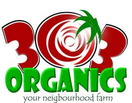 nº 14 pour Design a Logo for 303 organics par synthsmasher