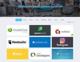 Nro 10 kilpailuun Design Web App Interface käyttäjältä tlanghust