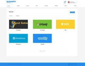 Nro 5 kilpailuun Design Web App Interface käyttäjältä celinediaz