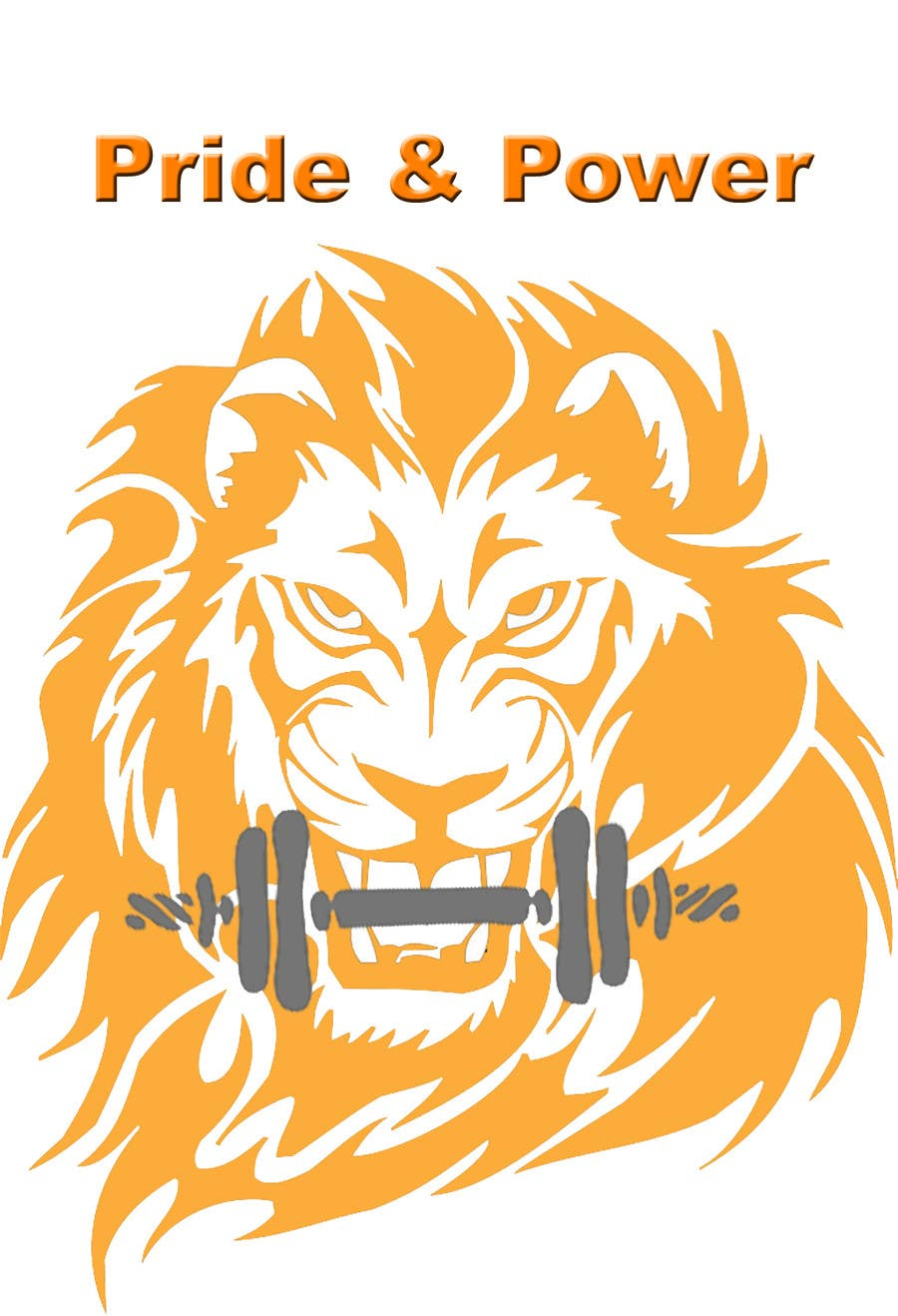 Contest Entry #                                        8                                      for                                         Design A Logo Gym Clothing Line