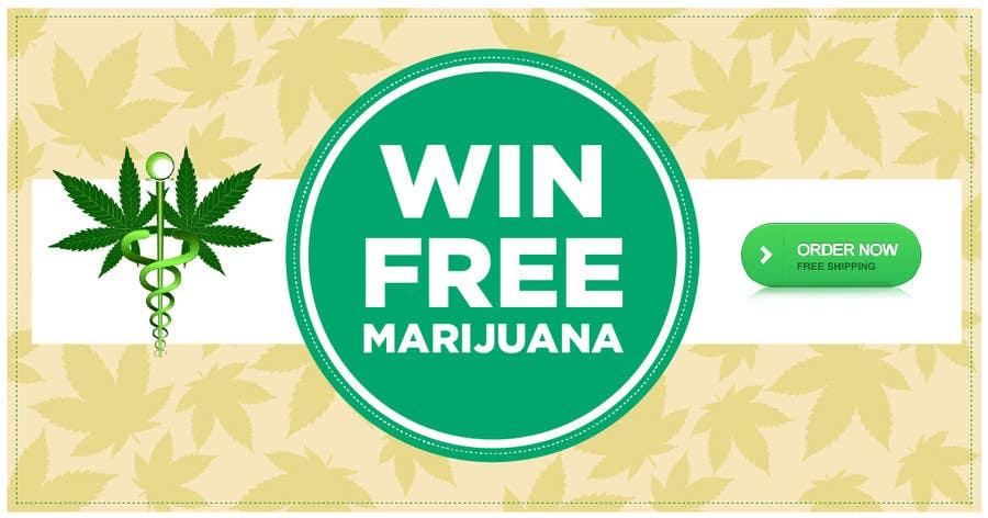 #22 for Design a Banner for Medical Marijuana website by Surafreelancer