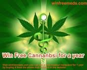 Contest Entry #12 for Design a Banner for Medical Marijuana website