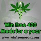 Contest Entry #4 for Design a Banner for Medical Marijuana website