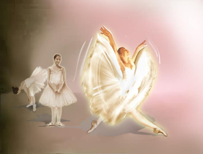 Contest Entry #9 for Ballet Site Landing Page