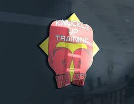 Nro 8 kilpailuun Knuckle Up Training Needs a new logo!! käyttäjältä javvadveerani