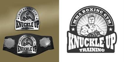 Jennynday tarafından Knuckle Up Training Needs a new logo!! için no 15