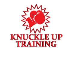 Nro 21 kilpailuun Knuckle Up Training Needs a new logo!! käyttäjältä semabanjum