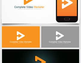 nº 76 pour Design a Logo for Complete Video Marketer par johanmak