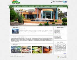 sumit041243cse tarafından Design a Website Mockup for  Red Door Properties Ga, LLC için no 7