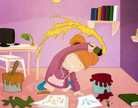 #26 cho Illustrate Something for a children's book bởi ZeynepAktas