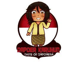"agamjotsingh384 tarafından Design a Logo for an Asian food brand called ""Dapoer Karuhun"" için no 16"