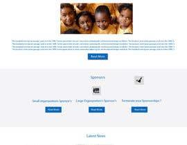 rajbevin tarafından Re-Launch of Webpage için no 6