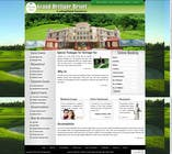 Contest Entry #10 for Design a Website home page and our people page Mockup