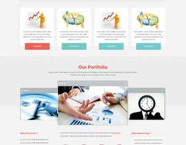 #12 for Design a Website home page and our people page Mockup by infostarvision
