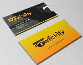 #22 untuk Logo and Business Card Design oleh rifanmfauzi