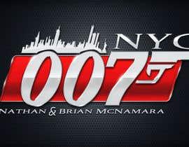SeanKilian tarafından 007 James Bond New York Logo için no 30