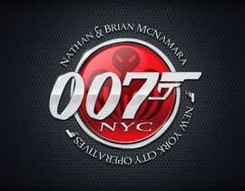 SeanKilian tarafından 007 James Bond New York Logo için no 31