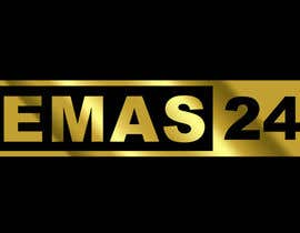 #251 for Emas 24 Logo Re-Design by saeidas