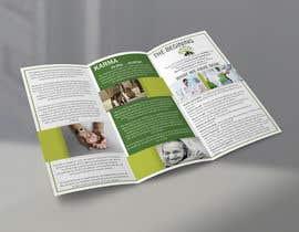 Nro 5 kilpailuun Design a Brochure käyttäjältä saranyaarchi