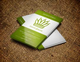 #21 cho Design some Business Cards for Green Queen bởi pointlesspixels