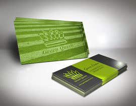 #39 cho Design some Business Cards for Green Queen bởi saeidas