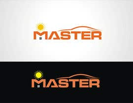 nº 47 pour Design a Logo for Master- protect the windows from sun and shining well the car. par shobbypillai