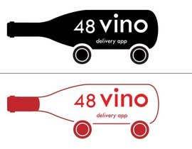 Nro 26 kilpailuun Logo For online local alcahol delivery app käyttäjältä LuanaSCardoso
