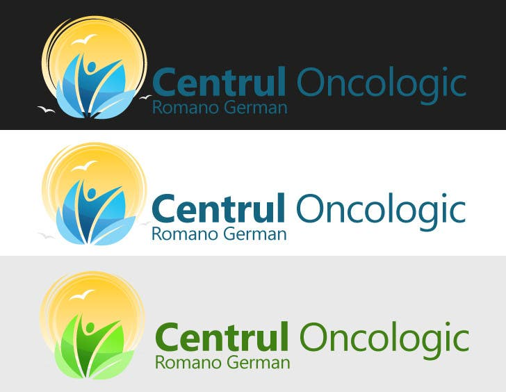 #66 for Logo Design for Centrul Oncologic Romano German by Nirit