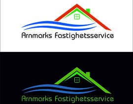 #39 for Design a logo for Arnmarks Fastighetsservice af TATHAE