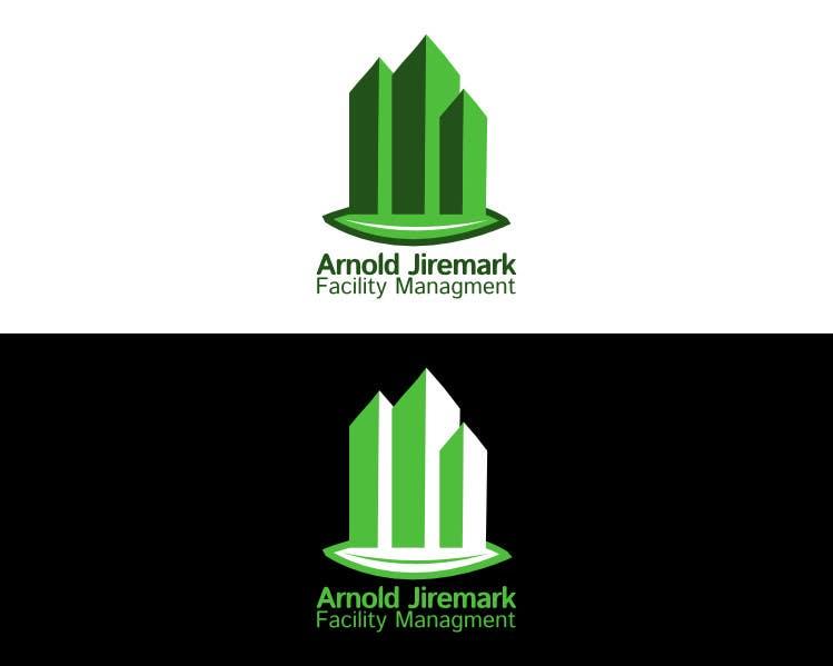 Penyertaan Peraduan #37 untuk Design a logo for Arnmarks Fastighetsservice