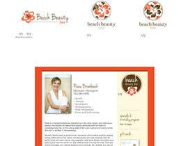 nº 81 pour Design a Logo for my business, Beach Beauty Bar par cmhdesigns