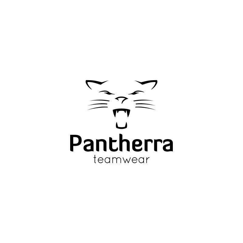 Kilpailutyö #26 kilpailussa Panther head logo