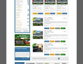 #25 for Design a Website Mockup for Estate Agent af patrickjjs