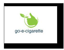 #3 para Design a Logo for go-e-cigarette por ivanbegu