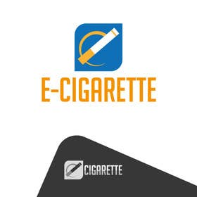 #4 para Design a Logo for go-e-cigarette por pvcomp