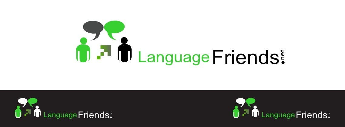 Inscrição nº 196 do Concurso para Logo Design for An upcoming language exchange partner online portal, www.languagefriends.net