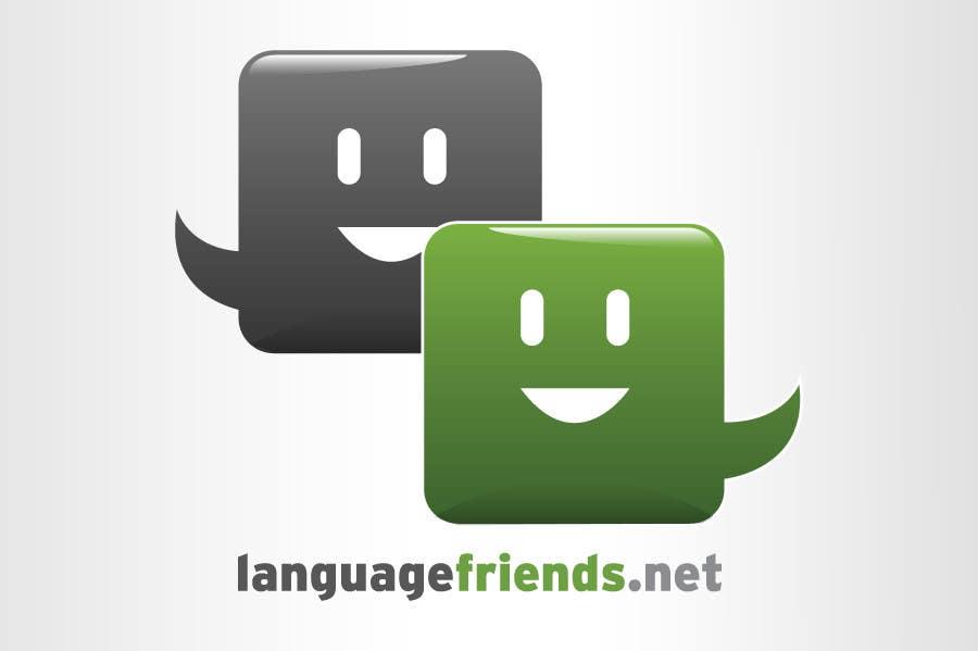 Конкурсная заявка №212 для Logo Design for An upcoming language exchange partner online portal, www.languagefriends.net