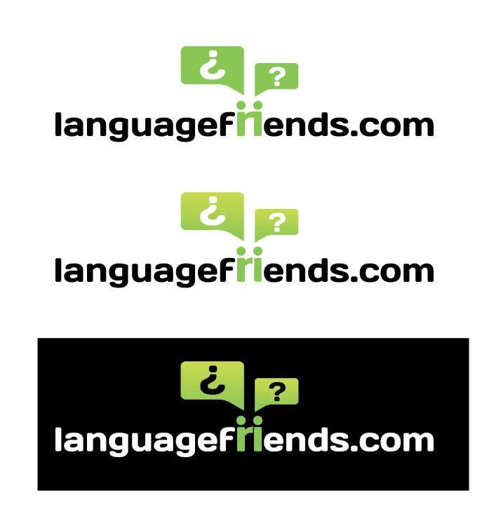 Inscrição nº 38 do Concurso para Logo Design for An upcoming language exchange partner online portal, www.languagefriends.net